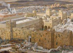 Jerusalem, the Eternal City